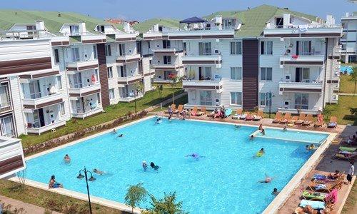 Ekşioğlu Gardenia Evleri - 2 Sitesi - Karasu Ekşioğlu İnşaat Karasu Satılık Yazlık Daire ve Dubleksler