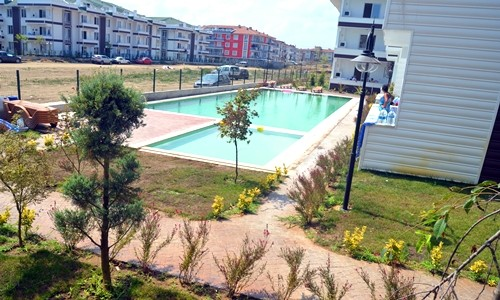 Ekşioğlu Gardenia Evleri 3 Sitesi Karasu Ekşioğlu İnşaat Satılık Yazlık Daireler www.karasusatilikyazliklar.com